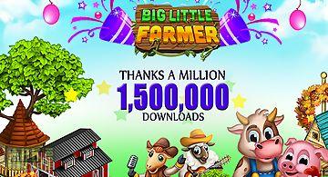 Little big farm - offline farm