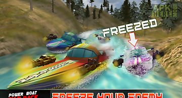 Powerboat war racing 3d