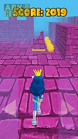 princess run: temple and ice
