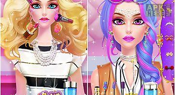 Top model makeup salon