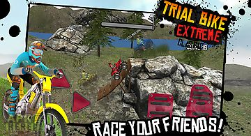 Trial bike extreme classic