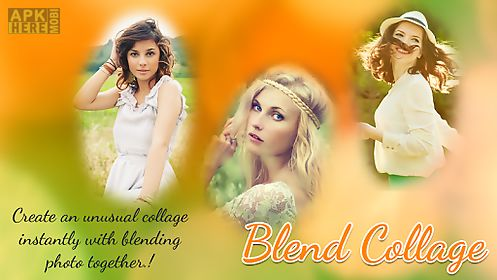 blend collage photo