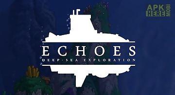 Echoes: deep-sea exploration