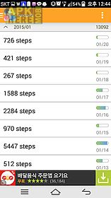 pedometer for diet