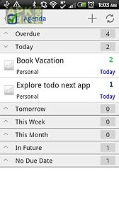 todo next task list and to do list