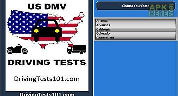 Us dmv driving tests
