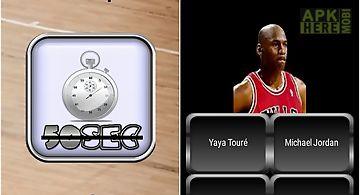 Basketball quiz star