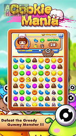 cookie mania - winter game