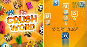 Crush words