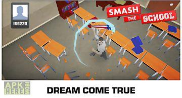 Smash the school - stress fix!