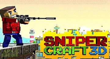 Sniper craft 3d