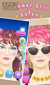 summer girls spa - girls games