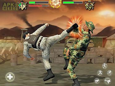 army kung fu master 2018: shinobi karate fighting