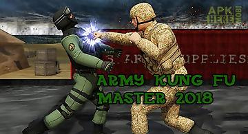 Army kung fu master 2018: shinob..