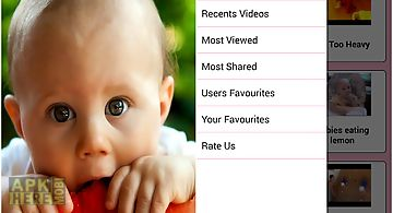 Baby funny videos for whatsapp