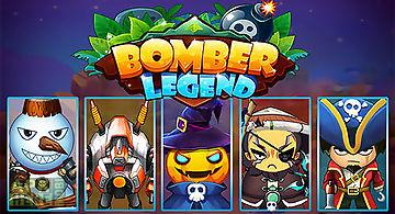 Bomber legend: super classic boo..