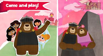 Princess mini games for kids