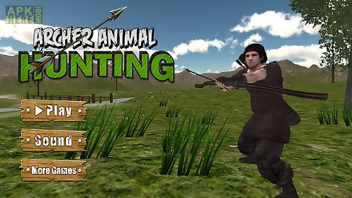 archer animal hunting
