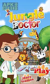 jungle doctor girls games