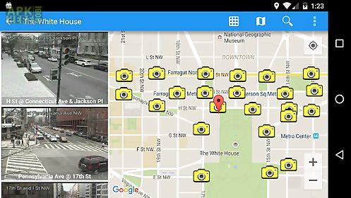 usa traffic cameras