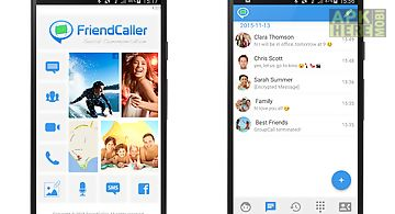 Video chat by friendcaller