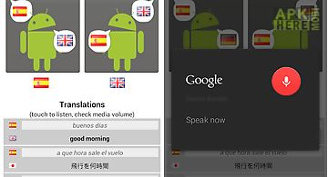 Voice interpreter - translator