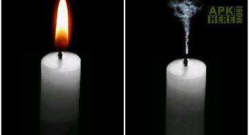 Amazing magic candle