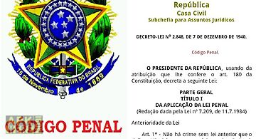 Código penal brasileiro grÁtis
