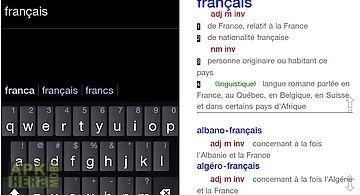 Dictionnaires français