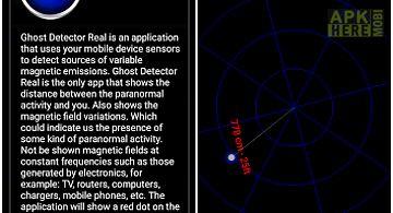 Ghost detector real prank