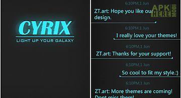 Go big theme-cyrix