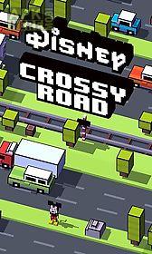 disney: crossy road