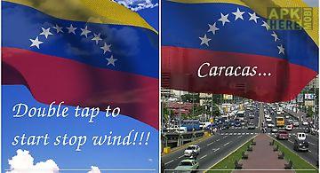 3d venezuela flag lwp Live Wallp..