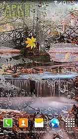 autumn landscape live wallpaper