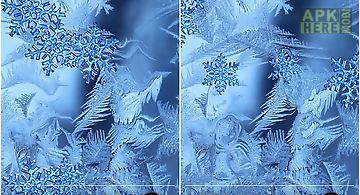 Frozen Glass Live Wallpaper