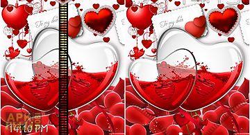 Love: zipper Live Wallpaper