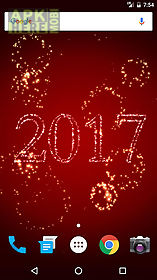 new year fireworks lwp 2017 live wallpaper