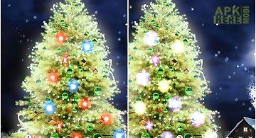 New years tree  Live Wallpaper