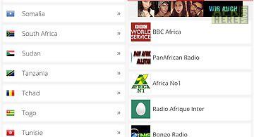 Africa radio & news