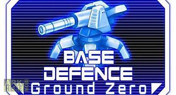Base defence: ground zero