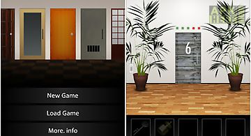 Dooors - room escape game -