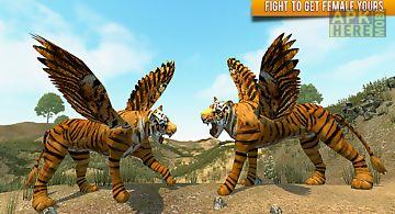 Flying tiger - wild simulator