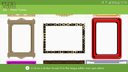 Photo frames for Android free download at Apk Here store - ApkHere.Mobi