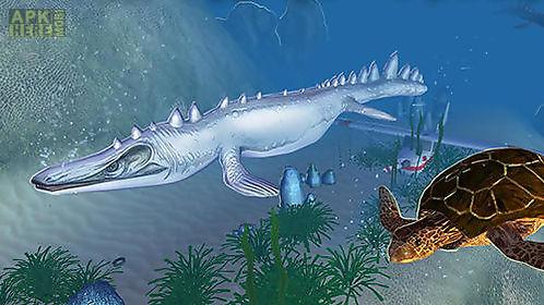 sea monster megalodon attack