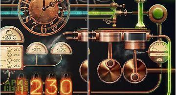 Mechanica weather Live Wallpaper