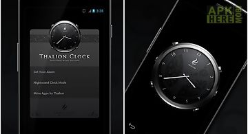 Thalion clock