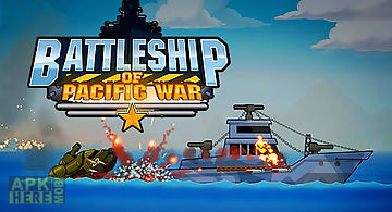 Battleship of pacific war: naval..