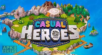 Casual heroes: turn-based strate..