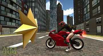 Extreme traffic motorbike pro