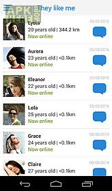 meet-me: dating, chat, romance